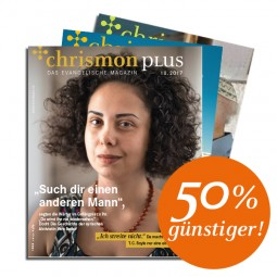 chrismon-plus-Abo zum Testen
