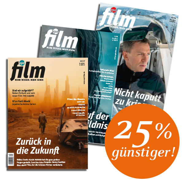 epd Film – Studenten-Abonnement