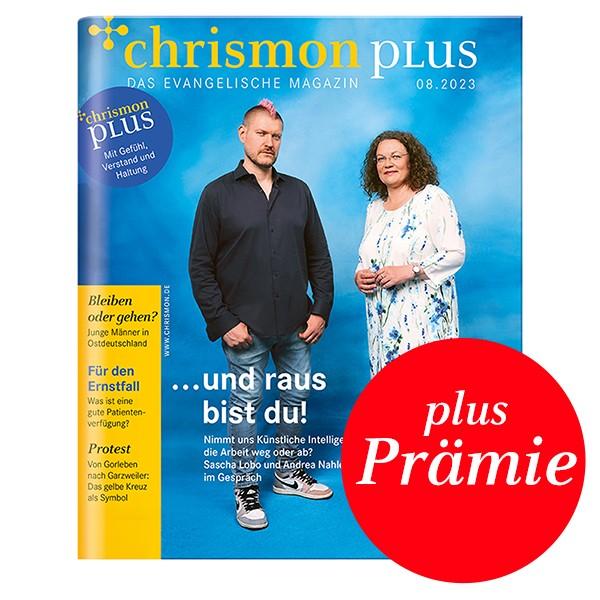 chrismon plus Rheinland – Abo zum Selberlesen