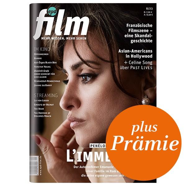 epd Film – Geschenkabonnement 1 Jahr