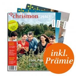 chrismon plus - Abo zum Verschenken