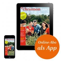 chrismon plus – Online-Abo als App