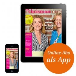 chrismon plus – Digital-Abo als App